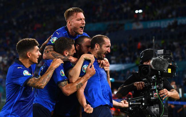 Італія - Іспанія: онлайн-трансляція першого півфіналу Євро-2020