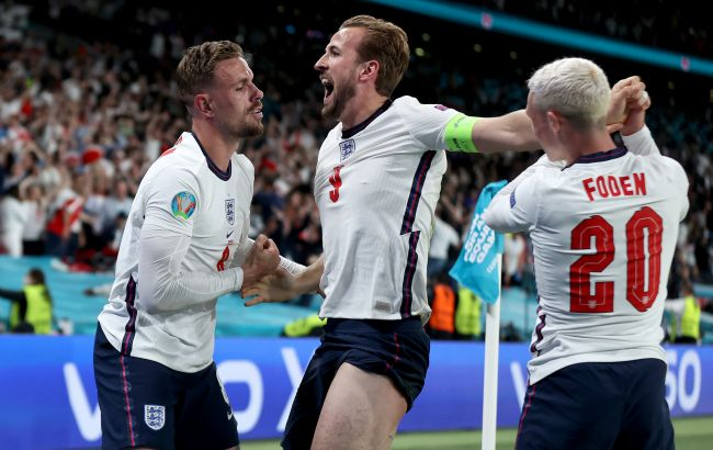 Футбольну асоціацію Англії оштрафували за поведінку вболівальників у матчі з Данією