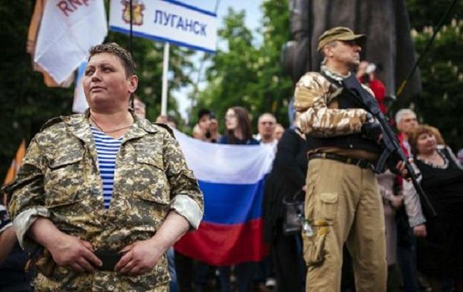 Фото: представители ОРДЛО избегают темы освобождения заложников