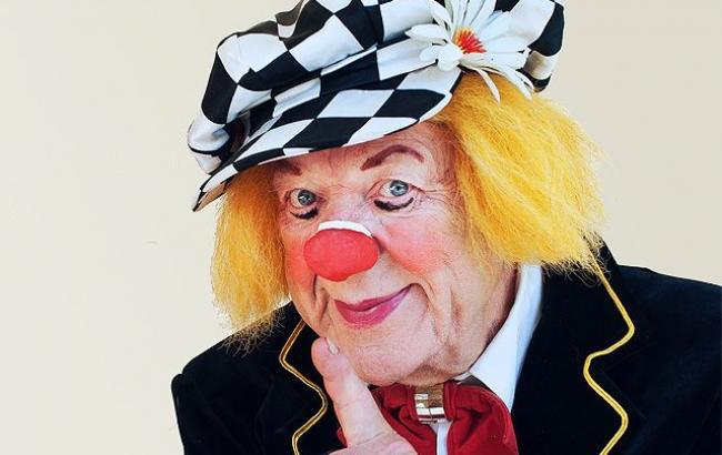 Фото: Всемирно известный клоун Олег Попов