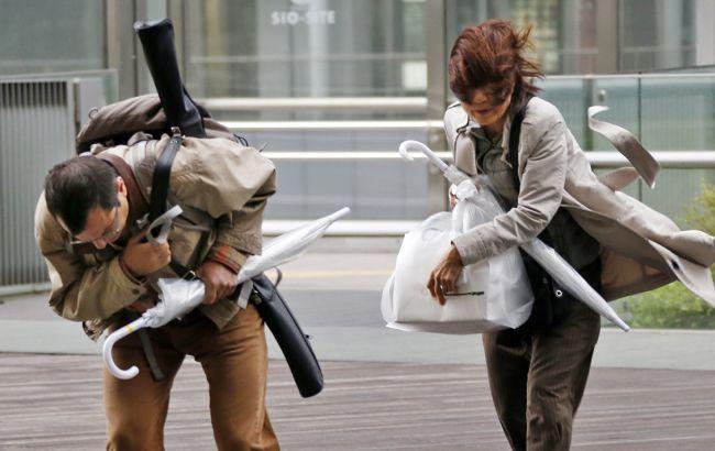 """Фото: на Японію обрушився тайфун """"Міндуль"""""""