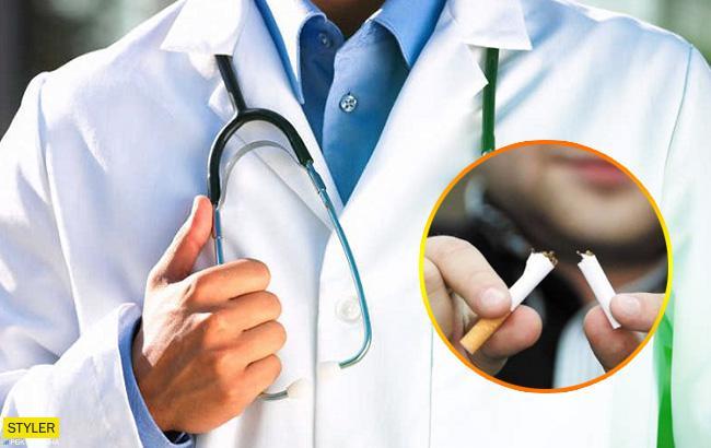 Организм долго восстанавливается: врачи назвали оптимальный возраст, чтобы бросить курить