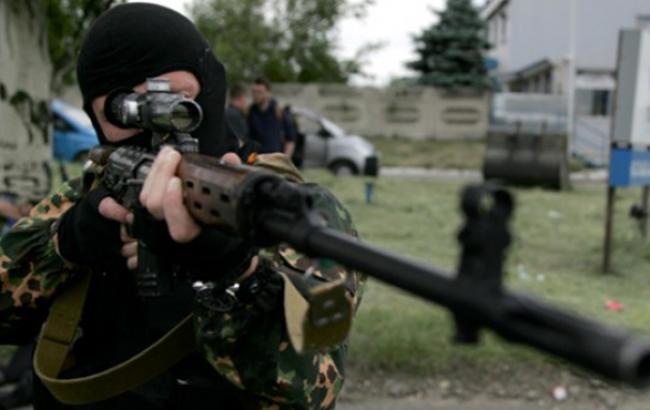Боевики за сутки 40 раз обстреляли позиции украинских военных, - ИС