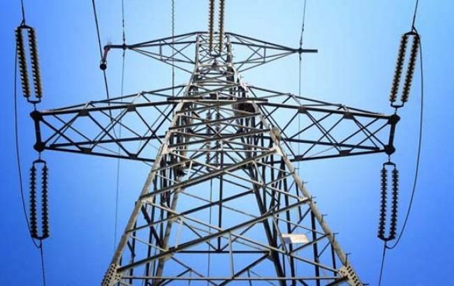 """Веерные отключения электроэнергии в новогодние праздники не применялись, - """"Укрэнерго"""""""
