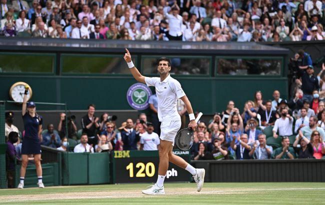 Джокович выиграл Уимблдон. Он повторил рекорд Надаля и Федерера по титулам Большого шлема