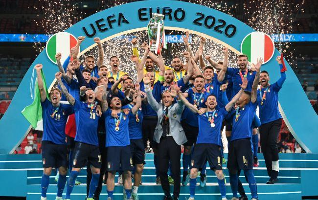 Хороша атака, надійний захист і трохи везіння: як Італія виграла Євро-2020