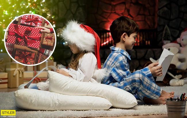 Что просят в подарок украинские дети у Святого Николая