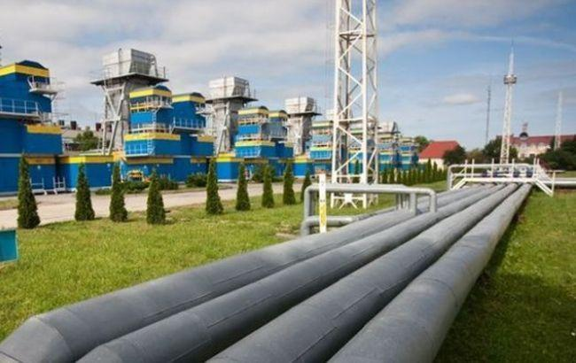 Запасы газа в ПХГ Украины увеличились на 0,21% - до 9,933 млрд куб. м