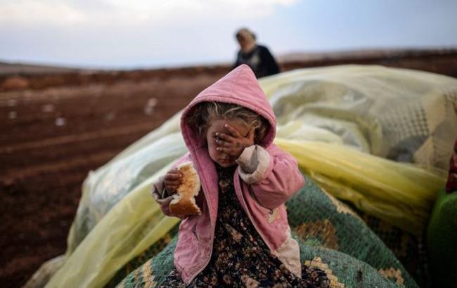 Фото: біженці (dkhw.de)