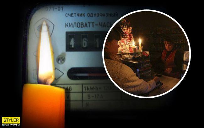 На оккупированном Донбассе ждут масштабный блэкаут: подробности
