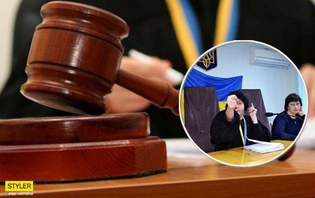 Судья показала дулю адвокату: скандал получил продолжение