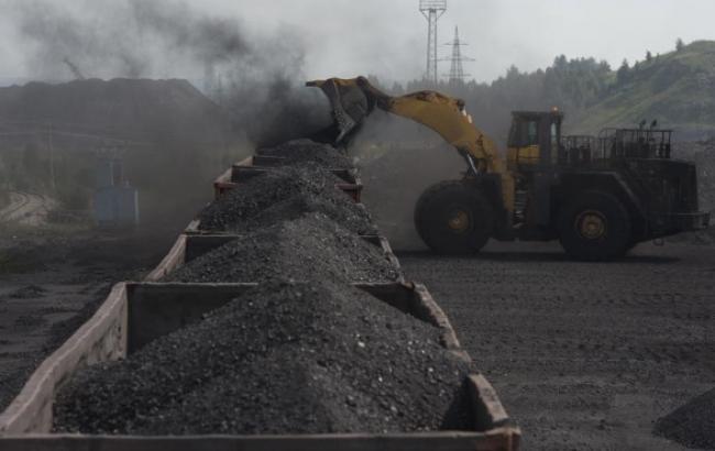 Украина с начала 2015 г. импортировала 100 тыс. тонн угля из России