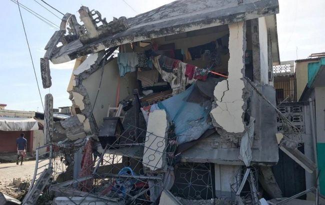Землетрус у Гаїті забрав життя: кількість жертв перевалила за тисячу