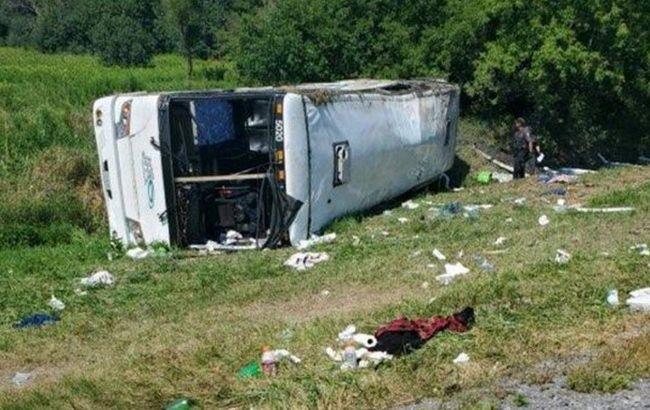 Під Нью-Йорком розбився туристичний автобус: в салоні було 57 осіб