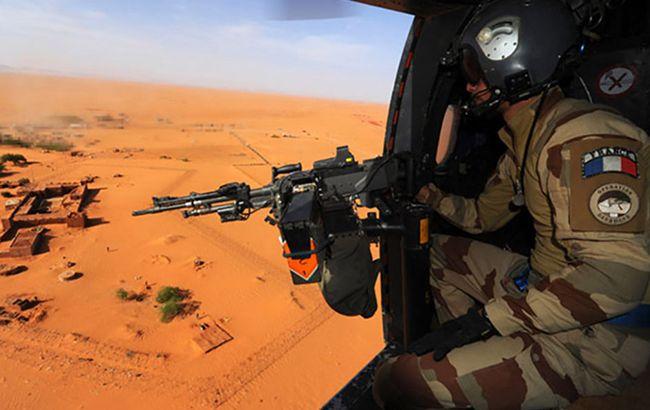 У Малі зіткнулися два вертольоти, загинули 13 військових