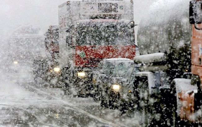 "На трассе ""Одесса – Рени"" возобновили движение автотранспорта"