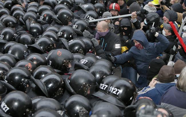 Розслідування ГПУ у справі про розгін Євромайдана в ніч на 30 листопада підходить до кінця, - Антон Геращенко