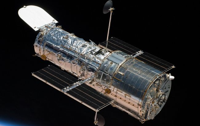 Hubble показал фотографию галактики в созвездии которое открыли в 18 веке