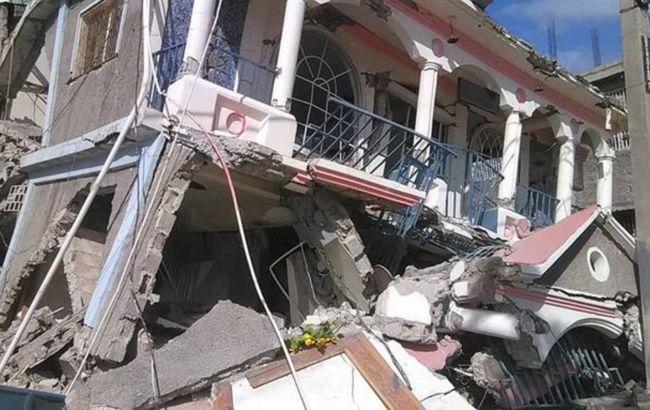 В результаті землетрусу в Гаїті загинули десятки людей: в регіоні відчуваються афтершоки