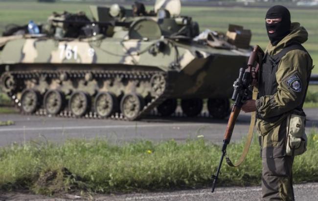 В зоні АТО за добу загинули 3 військових, 13 поранені, - РНБО