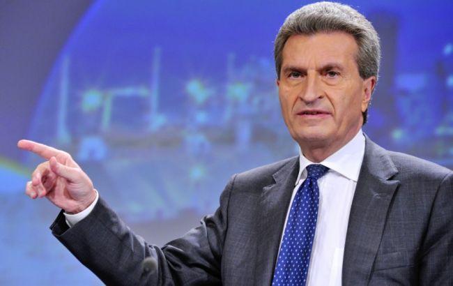 Еврокомиссар предупредил о вероятном увеличении взносов вбюджетЕС после Brexit