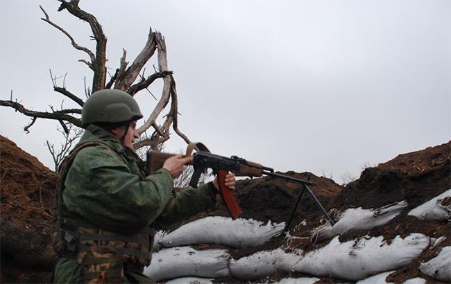 На оккупированном Донбассе боевик застрелил местного жителя, - разведка