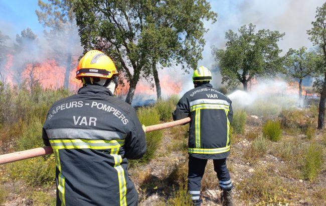 Лісові пожежі у Франції: кількість жертв і постраждалих зросла