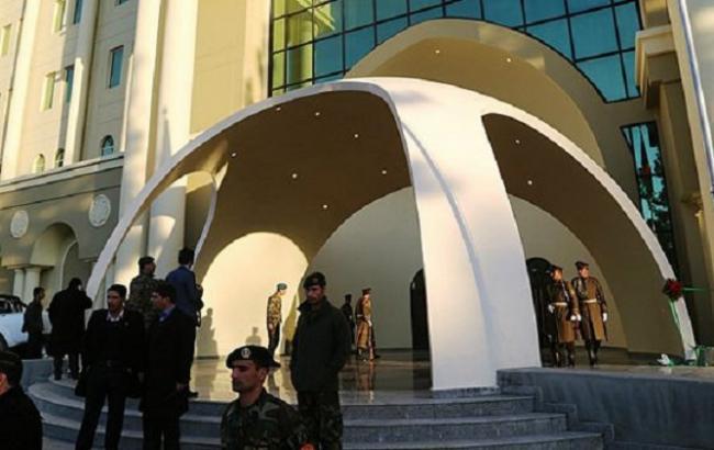 Фото: взрыв в Кабуле произошел у здания Минобороны