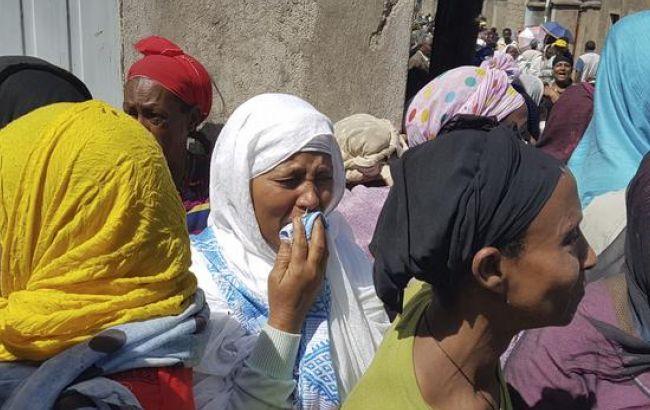 Зсув на звалищі в Ефіопії: кількість загиблих зросла до 46