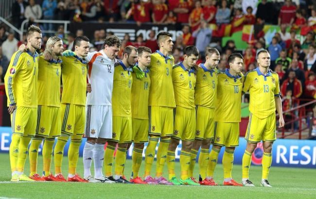 Збірна України розчарувала