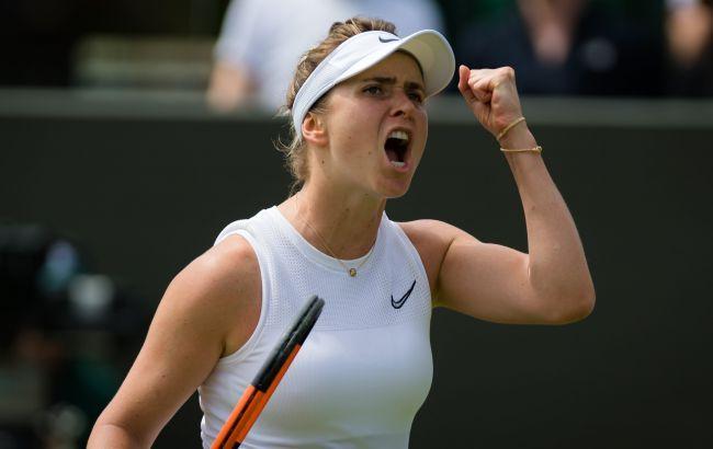 Світоліна вперше з березня повернулася в топ-5 рейтингу WTA