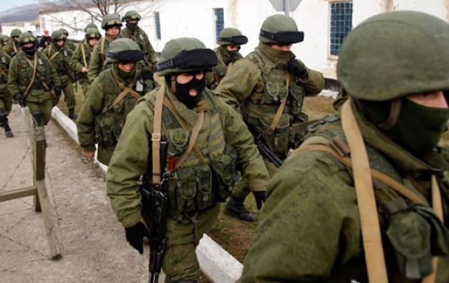 На сході України знаходяться 8 тис. російських солдатів, - ЗМІ