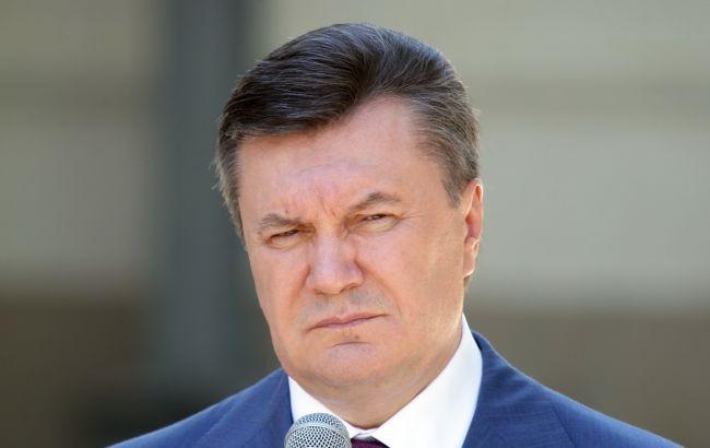 Фото: Віктор Янукович