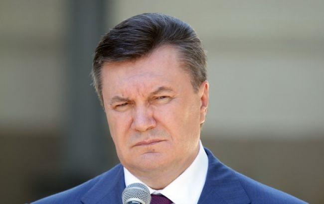Інтерпол документально підтвердив зняття Януковича з міжнародного розшуку