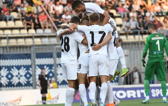 """""""Зоря"""" вийшла в третій раунд кваліфікації Ліги Європи"""
