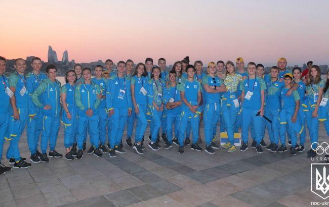 Українці здобули рекордну кількість медалей на Олімпійському фестивалі