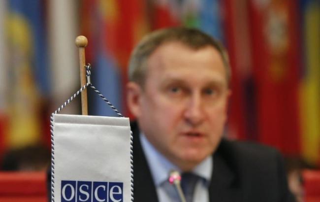 Наблюдатели ОБСЕ довольны мирным ходом голосования в Украине
