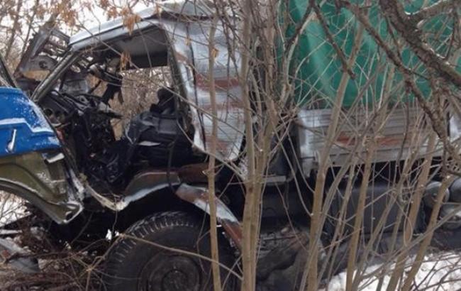 ДТП в зоне АТО: один из пострадавших бойцов впал в кому