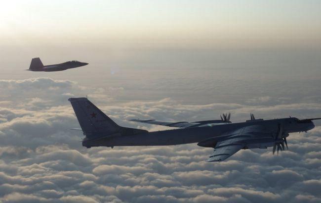 Літаки НАТО перехоплювали російські літаки 300 разів за останній рік