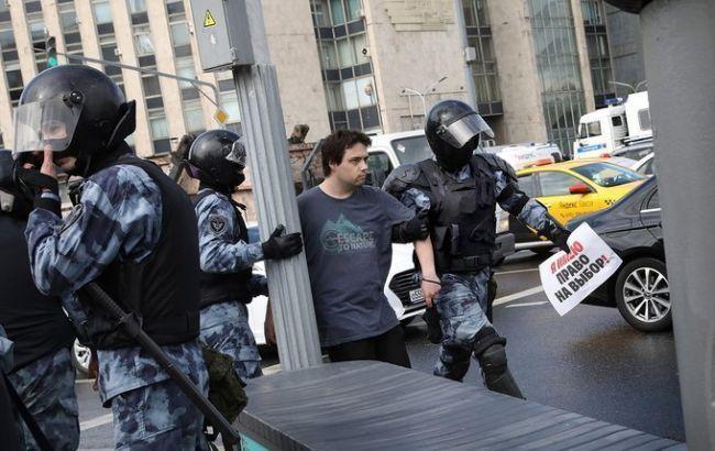 В Росії опозиції остаточно заборонили брати участь у виборах у Москві