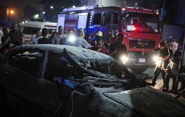 В Каире в произошел взрыв возле института рака, 17 погибших