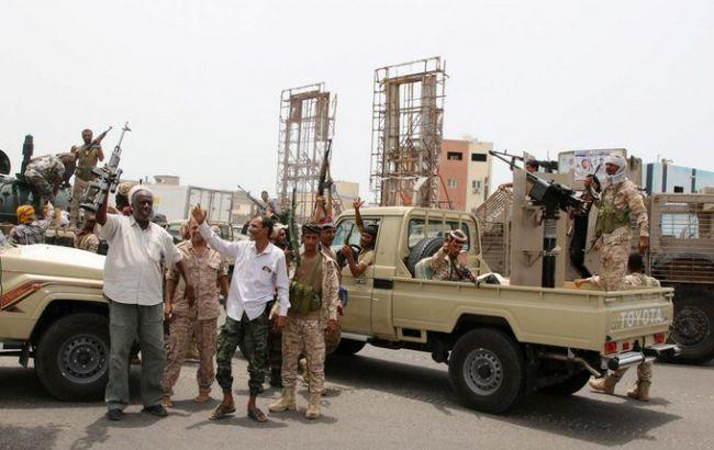 В Йемене захватили президентский дворец в Адене