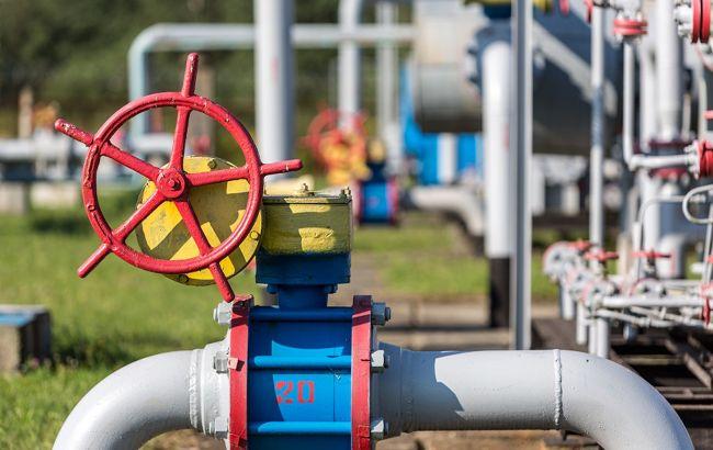 Украина начала 2021 год с рекордными за 10 лет запасами газа