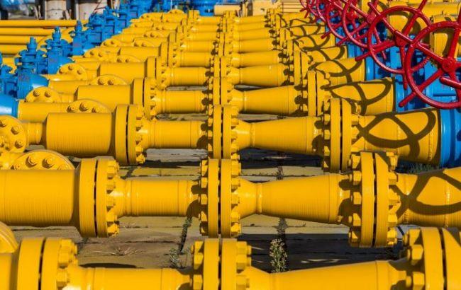 Транзит російського газу по території України з початку року скоротився в 5-6 разів
