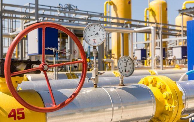 Отбор газа из хранилищ в январе из-за морозов вырос на треть