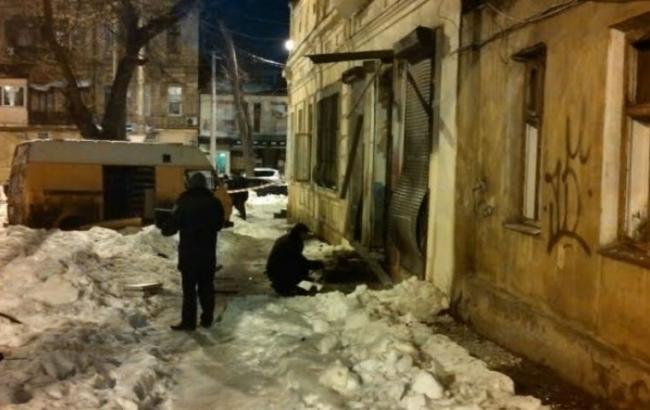 В Одесі стався новий вибух біля координаційного центру допомоги бійцям АТО
