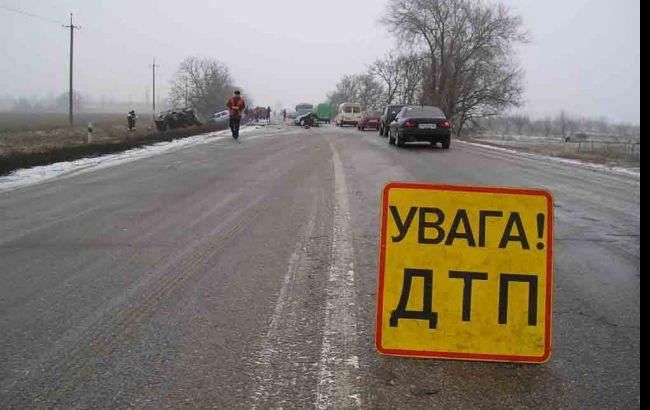 Фото: ДТП в Украине