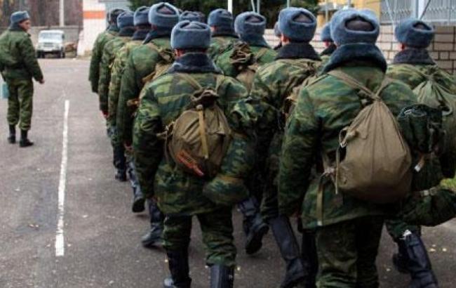 РФ проводит принудительную мобилизацию для прохождения службы на Донбассе, - разведка