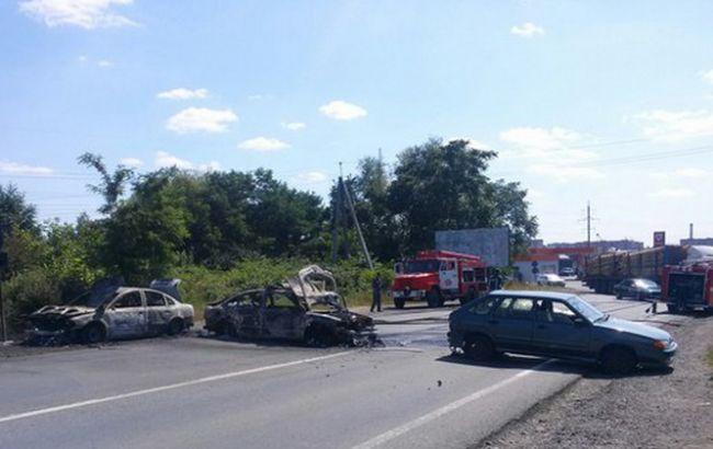 """В Мукачево ПС устроил перестрелку, погибли 4 человека, - боец """"Донбасса"""""""