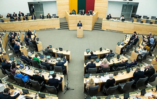 Литва закликає НАТО і ЄС посилити санкції проти Росії через ситуацію в Азовському морі